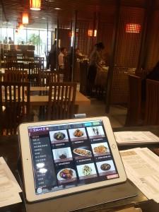 宏銘的廚房 iPad 使用
