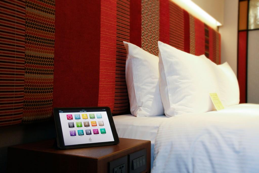 台北亞都、台中亞緻大飯店 411間客房全面導入Apple iPad