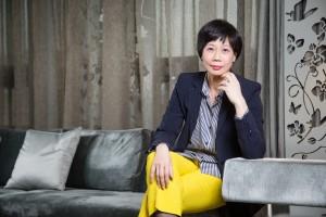 麗緻餐旅集團董事總經理徐儷萍Michelle Hsu
