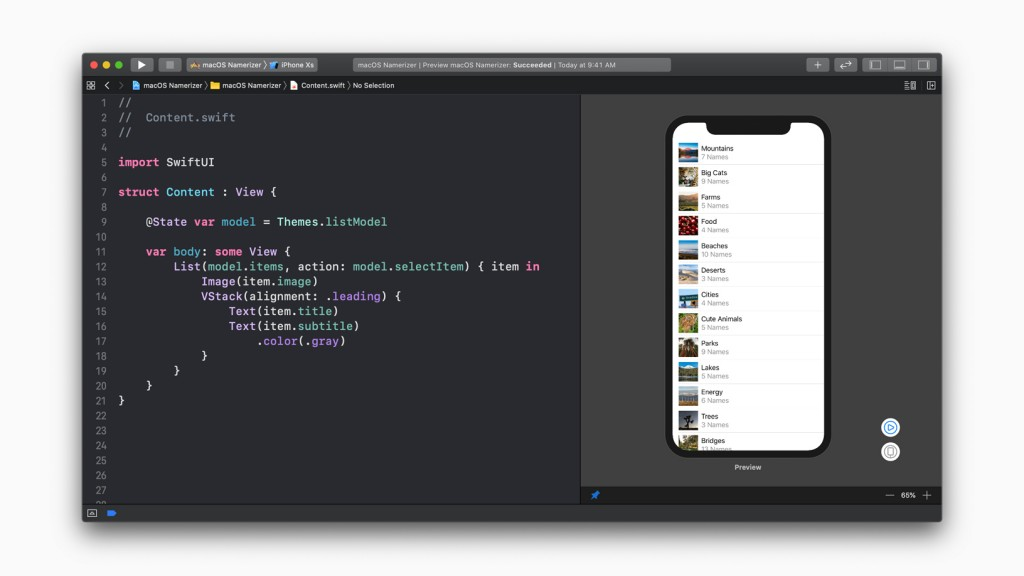 Apple-dev-tools-swift-UI-screen-06032019
